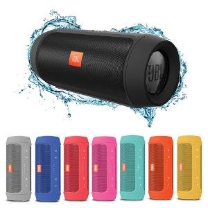 JBL Charge 2+ Splashproof Bluetooth Speaker Recertified