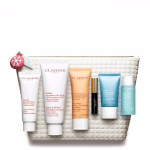 Clarins Relaxing Weekend Partners Gift Set | Unineed.com | Unineed | Premium Beauty & Fashion