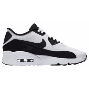 Nike Air Max 90 Ultra 2.0 - Boys' Grade School - Running - Shoes - White/Black/White