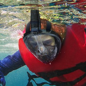 $22.99OMorc Snorkel 全覆盖式浮潜面罩
