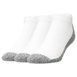 Men's Finish Line Basic Low Cut 3-Pack Socks