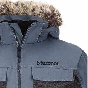 低至5折+额外9.5折The North Face Marmot adidas 多品牌男士羽绒服折上折热卖