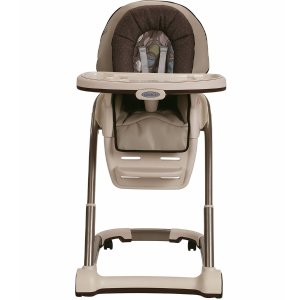 Graco Blossom 4-in-1 Highchair - Roundabout