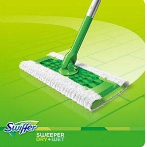 Swiffer Sweeper 地板清洁拖把套装