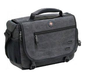 $14.99SwissGear Zinc DSLR Camera Messenger Bag