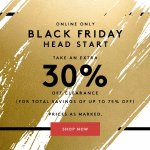 Clear the Rack Sale @ Nordstrom Rack!