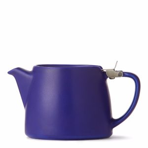 Blue Infuser Teapot
