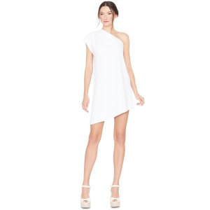 Melina One Shoulder Asymmetrical Dress