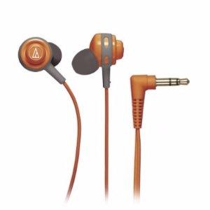 $8.29Audio Technica Core Bass In-Ear Headphones (Red, Orange)