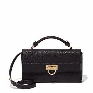 Small Gancio Lock shoulder Bag