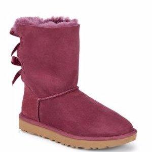 Bailey Bow II Shearling Boots