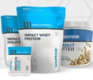 Up to 60% offsitewide @ Myprotein