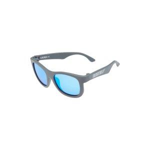 Babiators Limited Edition Mirrored Matte Frame Navigator Sunglasses | Nordstrom
