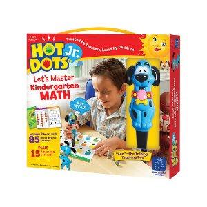 Hot Dots Jr. Lets Master Kindergarten Math Set | zulily