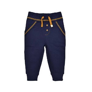 French Terry Reverse Waistband Pant