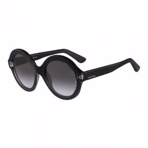 Valentino Womens Black Oval Sunglasses | Unineed | Premium Beauty & Fashion