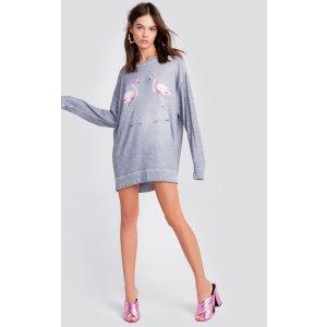 Two Flamingos Raodtrip Sweater | Wildfox