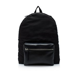 Alexander McQueen Mini Skull Backpack With Pocket