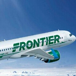 $43+Frontier Airlines Flight Tickets
