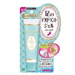 $5.91 Slim Walk Deodorant Gel for Feet Fresh Soap Scent 30ml