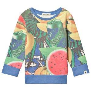 Billybandit All Over Fruit Print Sweatshirt | AlexandAlexa