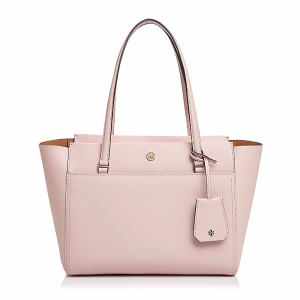 Parker Small Leather Tote