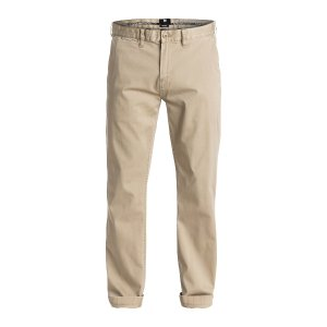 Men's Worker Straight Fit Chino 32