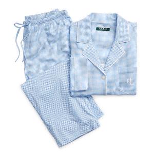 Gingham Capri Pajama Set - Sleepwear & Robes � Women - RalphLauren.com