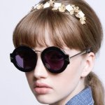 Karen Walker Sunglasses Sale @ Barneys Warehouse