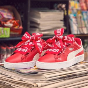 $67.99Puma Basket Heart DE Casual Shoes @ FinishLine.com
