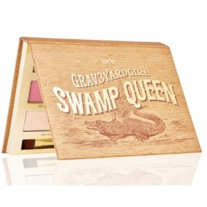 Limited-Edition Swamp Queen Eye & Cheek Palette With Brush | Tarte Cosmetics
