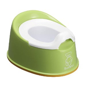 BABYBJORN Smart Potty, Green