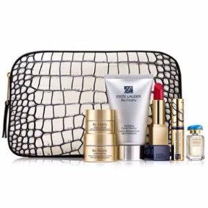 Free Cosmetic Bag+Beauty Gift with $75 your Estee Lauder Purchase @ Neiman Marcus