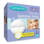 哺乳期妈妈必备~ Lansinoh Disp. 一次性防溢乳垫,36片