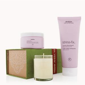 a gift to melt away stress | Aveda