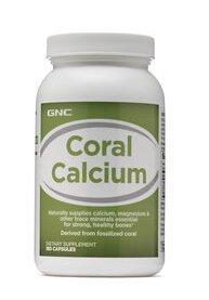 $7.19刷新史低:GNC 珊瑚钙 180粒 易吸收的钙