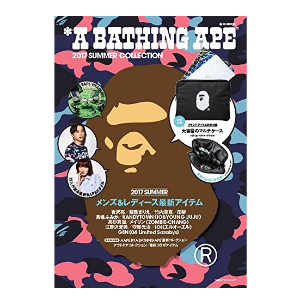 A BATHING APE SUMMER COLLECTION 笔记本收纳包