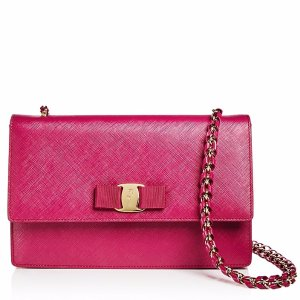 Salvatore Ferragamo Ginny Medium Shoulder Bag | Bloomingdale's