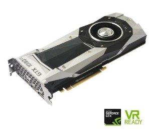 低至$447.32包邮Jet 信仰皮公版 NVIDIA GeForce GTX 1080/1080 Ti Founders Edition显卡特卖