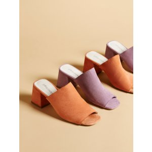 Jeffrey Campbell Midnight Dancing Mule at Free People Clothing Boutique