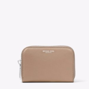Miranda French Calf Leather Card Holder