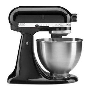 KitchenAid Ultra Power Tilt-Head Stand Mixer - Black - 4.5 Qt (KSM95)