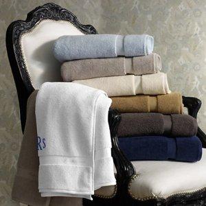 Langdon Solid Towel - Bath & Beach Towels � Bath - RalphLauren.com