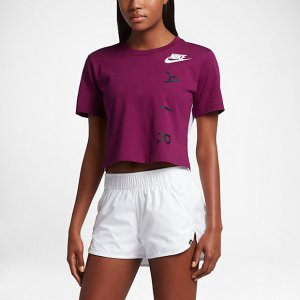 Nike Sportswear Air Women's Short Sleeve Crop Top. Nike.com
