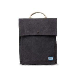 Slate Washed Canvas Trekker Backpack   TOMS®