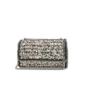Stella McCartney Falabella Crochet Shoulder Bag