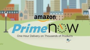 $10 Off First Prime Now Order+ $10 Off Future Order @ Amazon.com