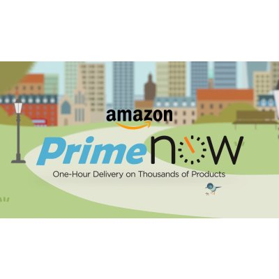 $10 Off First Prime Now Order