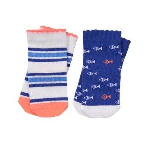 Fish Socks 2-Pack