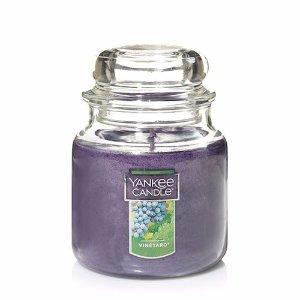 Vineyard® Medium Classic Jar Candles - Yankee Candle